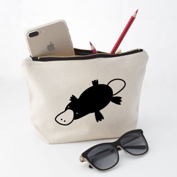 Platypus Makeup Bag