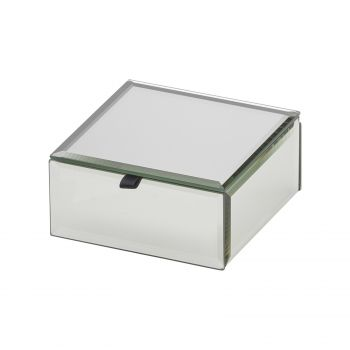FLORENCE Mirror Small Jewellery Box