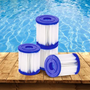Bestway 6X Filter Cartridge For Above Ground Swimming Pool 330GPH Filter Pump