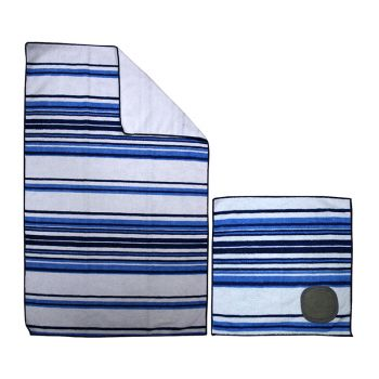 Microfibre Printed Kitchen Towel Set Spinnaker