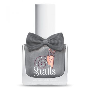 Snails Silver Mist  washable nail polish