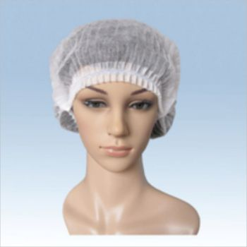 Hairnets-10-16g- disposable white (2,000 pcs)