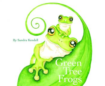 Books - WHB Books - Green Tree Frogs