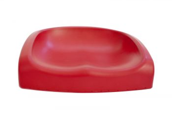 TooshCoosh Booster Seat - RED
