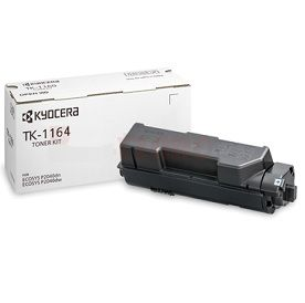 Kyocera TK-1164 Toner Kit for P2040DN and P2040DW- Estimated page yield 7200 pages