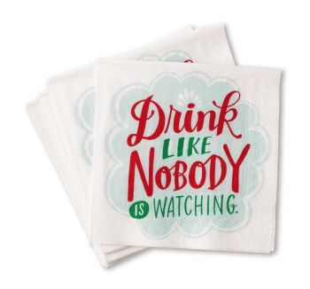 Cocktail Napkin Pk-Drink Like Nobody