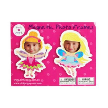 Fairy Magnet Photoframe - Pack Size 6