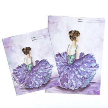 Mad Ally Phoebe Collection Book Covers Size: A4