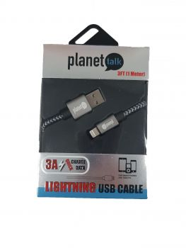 PT-CAB01 - PLANET TALK -  IPHONE USB CABLE