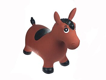 BOUNCY RIDER BROWN HORSE