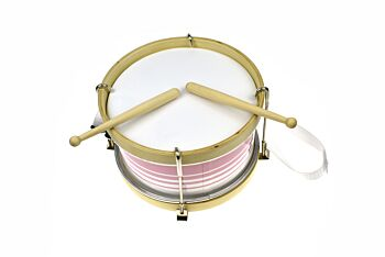 CLASSIC CALM MARCHING DRUM LILY PINK