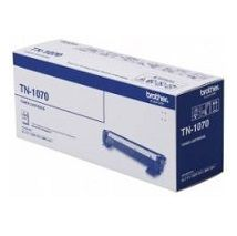 Brother TN1070 Black Toner Cartridge - Estimated Page Yield: 1,000 pages