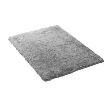 Designer Shaggy and Soft Home Decor Floor Rug 80x120cm in Grey