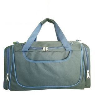 "23"" DUFFLE BAG BLUE"