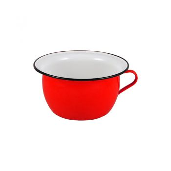 Potty Plant 22cm Red