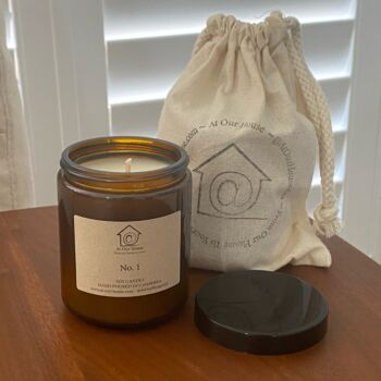 The Apothecary Soy Candle - No. 1