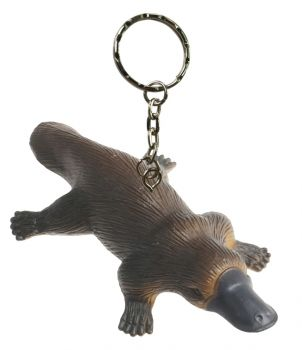 Platypus keychain (pack of 6)