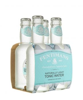 Fentimans Naturally Light Tonic Water, 6 x 4 200ml Pack