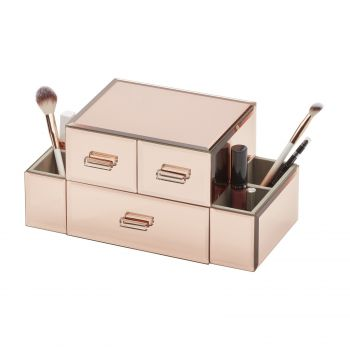 Vanity Box Rose Gold