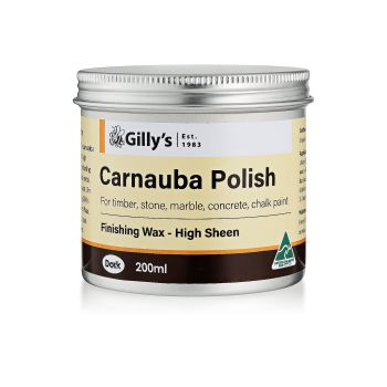Carnauba Polish Dark 200ml