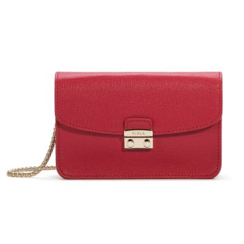 Furla Handbag 883434 Women Red