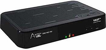 Altech UEC DSD4921RV PVR 500GB TV VAST Satellite Receiver Recorder 12V 240V