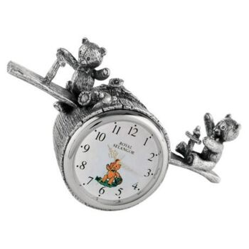 Playtime Table Clock