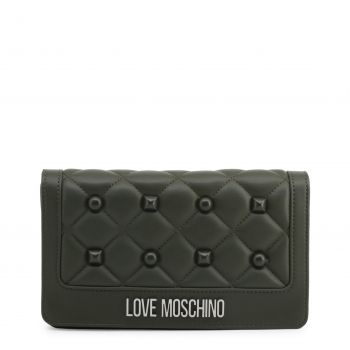 Love Moschino Womens Clutch Bags