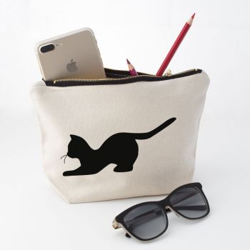 Cat Makeup Bag