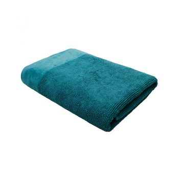 Costa Cotton Bath Towel 68x140cm Teal