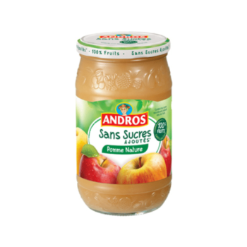 Andros Apple Compote No Added Sugar 730g