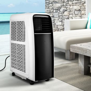 Devanti 22000BTU WiFi Portable Air Conditioner Mobile Fan Cooler Dehumidifier 4In1 Remote Control RC Swing 24 Hour Timer Cooling ios Android
