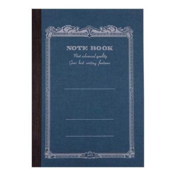 CD Notebook-B5 Lined Navy