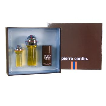 Pierre Cardin Pour Monsieur 3 Piece by PIERRE CARDIN for Men (80ML) -GIFT SET
