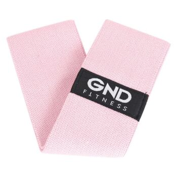GND Fabric Resistance Band // Pretty Pink