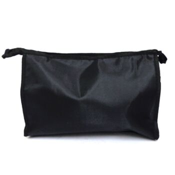 Cosmetic bag- black