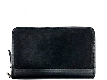 Patrice Cowhide Leather Wallet