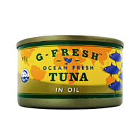 G-Fresh Tuna In Oil 95g