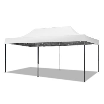 Mountview Pop Up Gazebo Outdoor Canopy 3x6M in White Colour