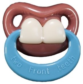 Billy Bob Pacifier - Two Front Teeth