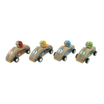 Pullback Racing Car 8pc/inner