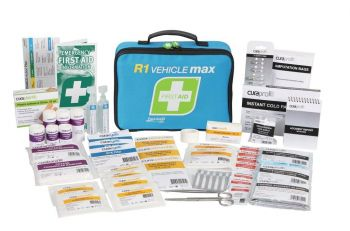 R1 Vehicle Max First Aid Kit Soft Pack