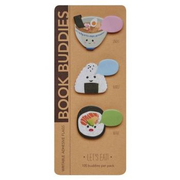 Book Buddies-Let's Eat