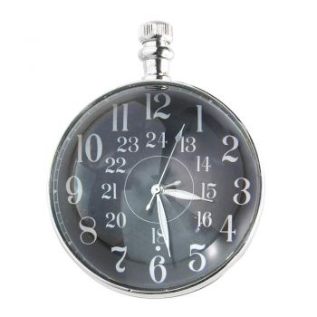 The Eye of Time Clock Nickel