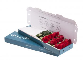 Sublime 12 Red Roses With Gift Box