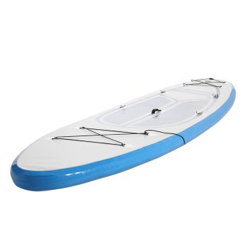 Extra Wide Stand Up Paddle Board Inflatable Paddleboard Kayak Surf