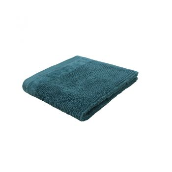 Costa Cotton Face Washer 33x33cm Teal