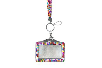 Mad Ally Bling Lanyard- Multi
