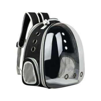 Floofi Pet Carrier Backpack Space Capsule Expandable for Cats & Small Dogs