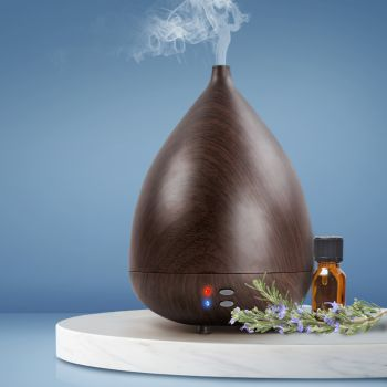 Ultrasonic Aroma Diffuser LED Essential Oils Air Humidifier Aromatherapy S3